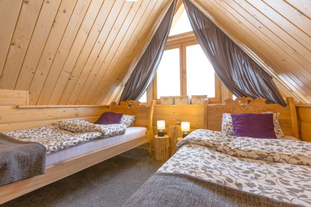 Zacisze Galicove Luxury Chalets - Domki Regionalne