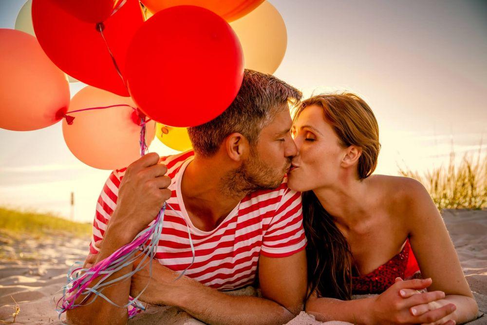 Das romantische Wochenende in Zwei