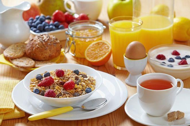 Cennik standardowy ze śniadaniem od osoby