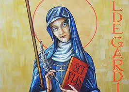 Post ze Św. Hildegardą