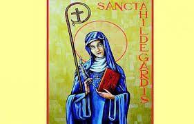 Lipcowy post ze Św. Hildegardą
