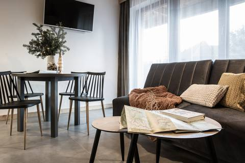 Willa- Apartamenty Kozińcówka.