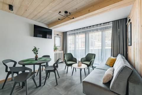 Willa - Apartamenty Kozińcówka