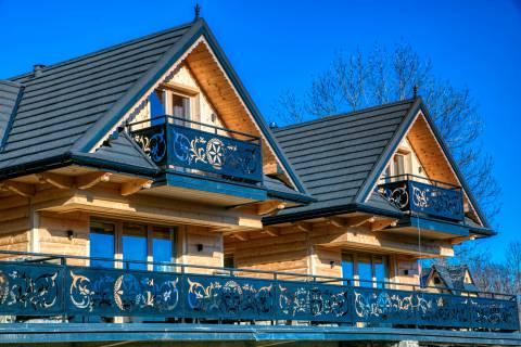 Domki na Skałach